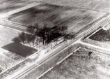 Aerial Photograph of Fairview School, circa 1920