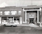 First National Bank Of Skokie Building Photograph, 1950s