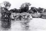 Metropolitan Sanitary District North Shore Channel Photograph, 1909
