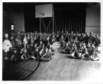 Sharp Corner School Rhythm Band Photograph