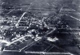 Aerial Photograph of Niles Center, Illinois, 1927