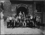 Fairview School 1906 Photograph