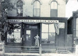 Siegels Cigar Store Photograph, early 1900s