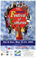 Festival of Cultures 2004 Poster