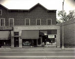 7914-7918 Lincoln Avenue Commercial Building Photograph, circa 1960
