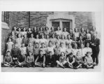 Lincoln School 1938 7th Grade Class Photograph
