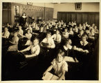 St. Peter Catholic School Classroom Photograph