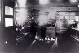 Schoeneberger General Store Building Interior Photograph, early 1900s