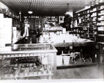 Frank A. Gabel Store Interior Photograph, early 1900s
