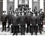 Police Department Group Photograph, circa 1950