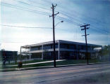 Skokie Federal Savings Bank Building Photograph, late 1970s