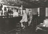 Oakton Tunnel Tavern Interior Photograph, 1934