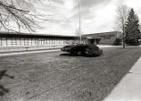 Thomas A. Edison School Building Photograph, 1987