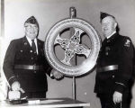 American Legion Post 320 Members Photograph, 1940s
