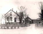 Hovely Homestead Photograph, circa 1900
