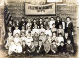 Fairview School Class Photograph, 1914