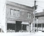 Frank A. Gabel Store Building Photograph, early 1900s