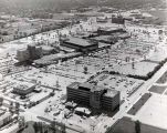 Aerial Photograph of Old Orchard Shopping Center, late 1960s