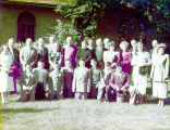 Holy Trinity Mission Church Confirmation 1948 Class Photograph