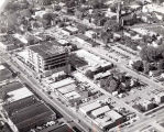 Aerial Photograph of the First National Bank of Skokie, circa 1970