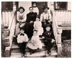 John Hovely Family Photograph, 1900s