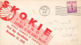 Mail Cancellation - First for Skokie, November 15, 1940