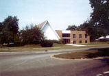 Crawford Avenue Baptist Church Photograph, 1984