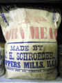 Corn meal sack
