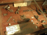 Fort Pence Artifacts
