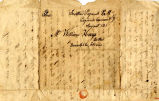 Hayes Letter 1835081201, Jonathan Edgecomb to William Hayes