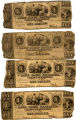 Hayes Misc. Currency, 1839-1841