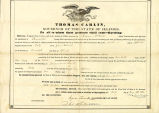 Hayes Legal Document LT18410610A, Land Transfer