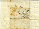 Hayes Letter 1839120901, James Hayes to William Hayes