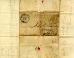 Hayes Letter 1838041601, Levi Davis to Nathan O. Ferris