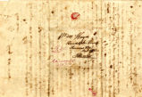 Hayes Letter 1840092901, Probably from Polly Ann Jones to William and Anna Hayes