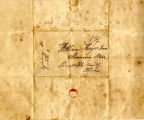 Hayes Letter 1841110301, Nathan O. Ferris to William Hayes