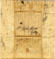 Hayes Letter 1827022901, M. J. Johnston to William Hayes