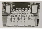 Students of St. John's Hospital & Training School 1916