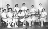 St. John's School of Nursing Band 1960