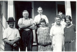 Cary Family,  Sterling, Illinois