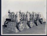 Charter Gas Engine Co., Sterling, Illinois, 4 engines