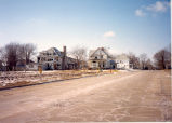 Downtown Redevelopment, Sterling, Illinois, Demolition  homes