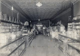 Grocery Stores, Sterling, Illinois, Stoddard Brothers, Interior