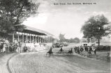 Morrison,  Illinois, Whiteside County Fair Grounds, Race Track