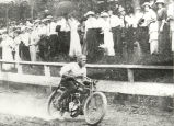 Mineral Springs, Sterling,  Illinois,  Motorcycle races at Great Northwestern Fairgrounds