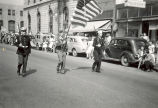 Parades, Sterling, Illinois, Military personnel, Business districts, Spectators