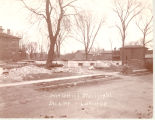 Post Office, Sterling, Illinois, 1904-1905 Building site, SE view