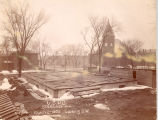 Post Office, Sterling, Illinois, 1904-1905 Building site, SW  view