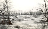 Rock River, Sterling, Illinois, Ice gorge flood