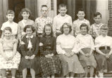 Central School-1940's,  Sterling, Illinois